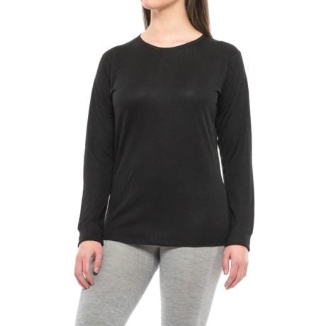PolarMAX Polarmax Midweight Base Layer Top - Long Sleeve (For Women)