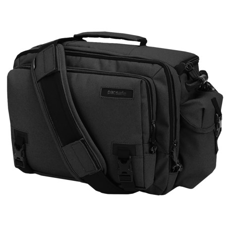 Pacsafe Camsafe® Z15 Anti-Theft Camera and Tablet Shoulder Bag