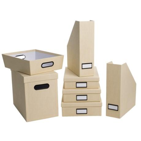 Bigso 7-in-1 Office Storage Set