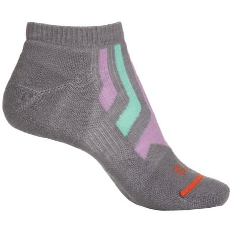 FITS Light Runner Low Socks - Merino Wool, Below the Ankle (For Women)