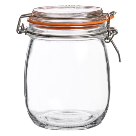 Grant Howard Wire-Clasp Preserve Jar - 26 oz.