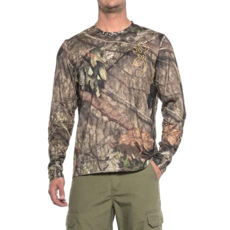 Browning Sunset T-Shirt - Long Sleeve (For Men)