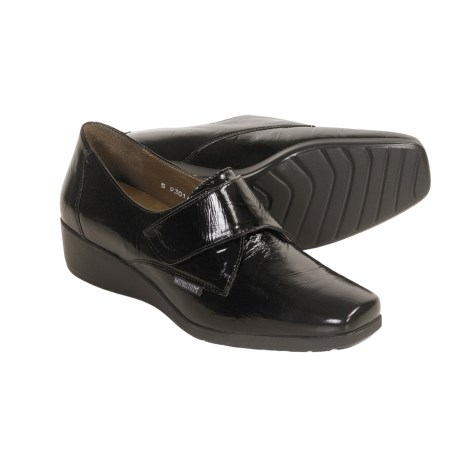 Mephisto Centina Patent Leather Shoes (For Women)