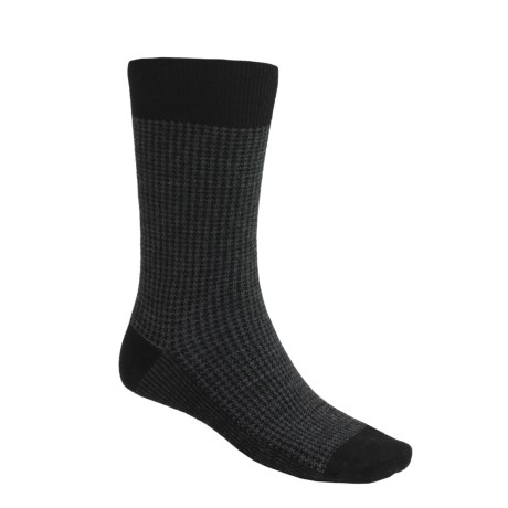 Goodhew Houndstooth Socks (For Men)