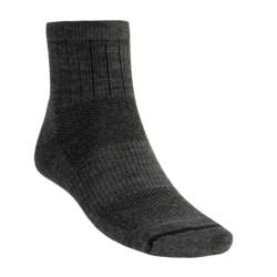 Goodhew Santa Fe Socks - Merino Wool, Quarter-Crew (For Men and Women)