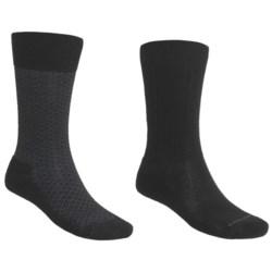 Goodhew Crew Socks - 2 pack (For Men)