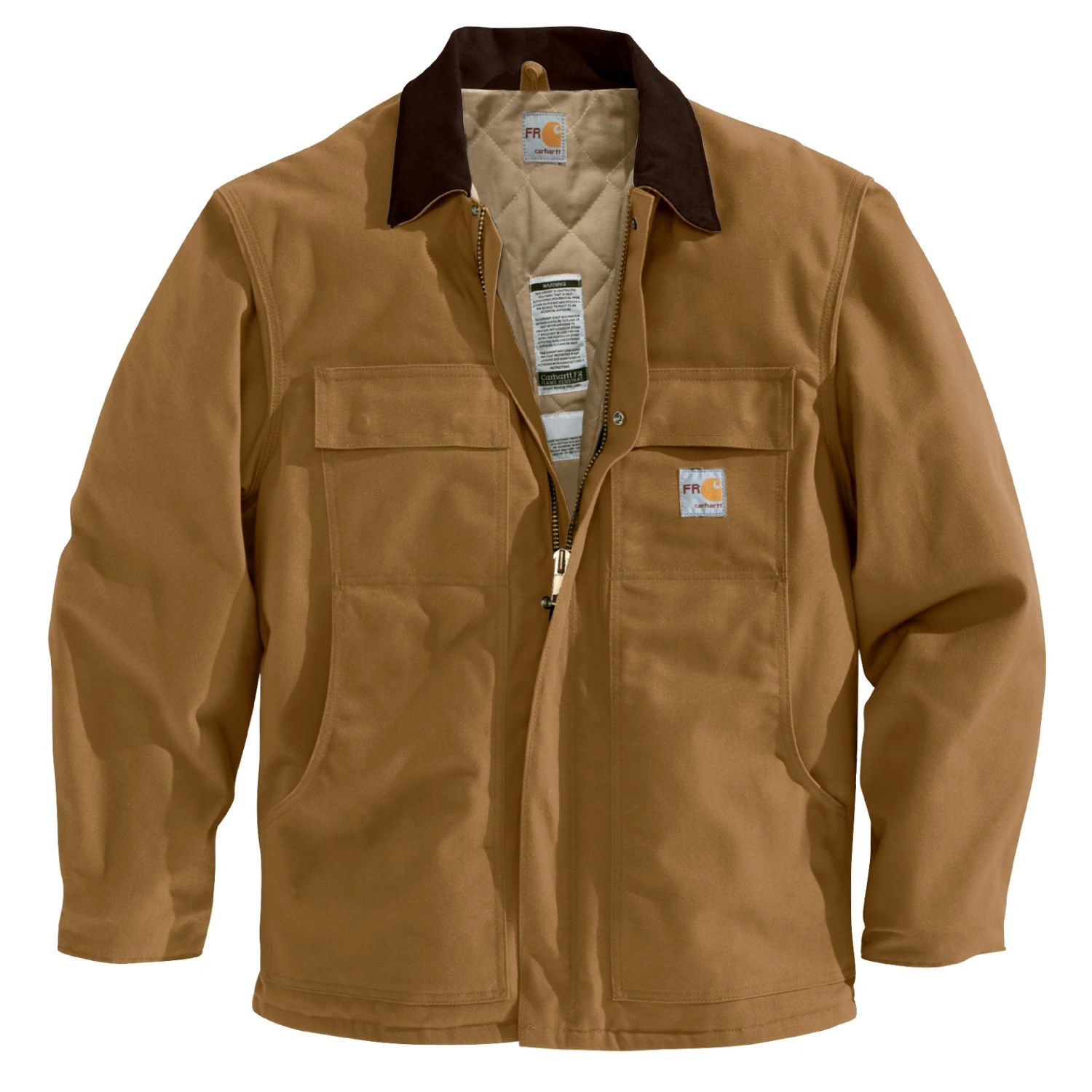 Carhartt Fr Flame Resistant Traditional Duck Work Coat