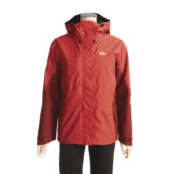 Lowe Alpine Wilderness Gore-Tex® Jacket - Waterproof (For Women)