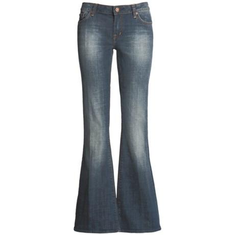 Buffalo Farrah Jeans - Stretch Denim, Mid Rise (For Women)