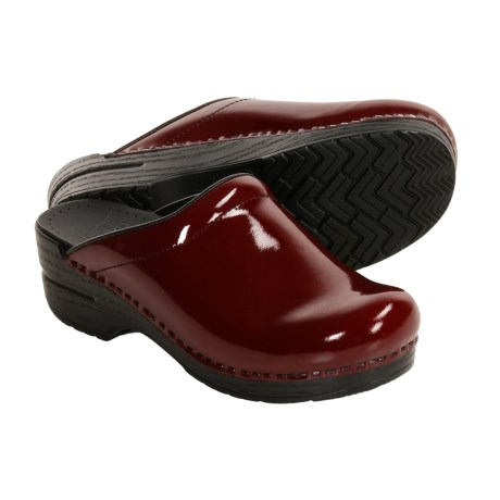 Dansko Sonja Clogs - Leather (For Women)