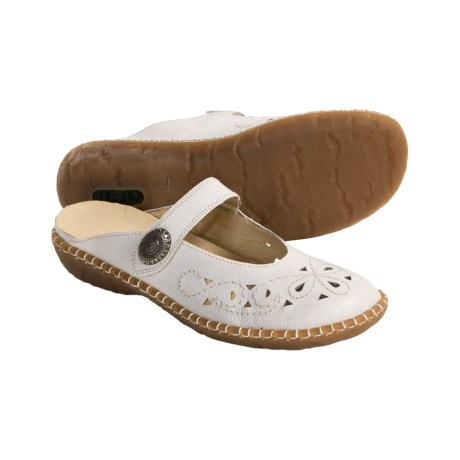 Remonte Dorndorf Blanche 02 Shoes - Leather Slip-Ons (For Women)