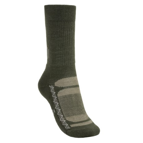 Point6 Active Light Cushion Socks - Merino Wool, Lightweight, Crew (For Women)