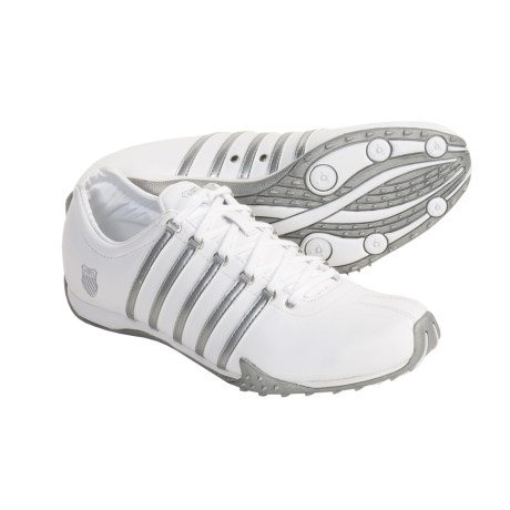 K-Swiss Bayshore Sneakers - Leather (For Women)