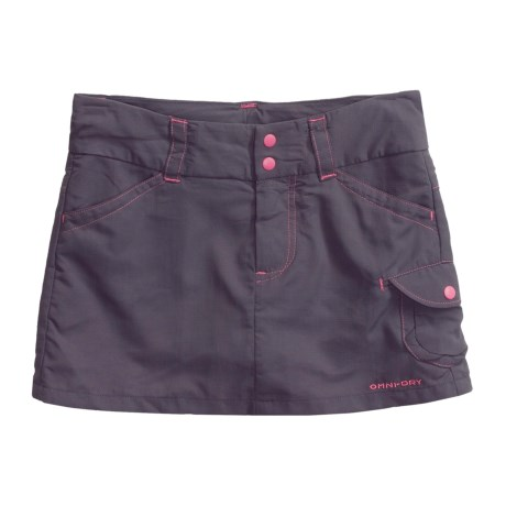 Columbia Sportswear Silver Ridge Skort - UPF 30 (For Youth Girls)