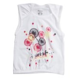 Columbia Sportswear Weekend Wisher T-Shirt - Sleeveless (For Youth Girls)