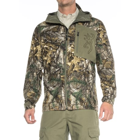 Browning Hell's Canyon Hammer Hunting Jacket - Waterproof (For Men)