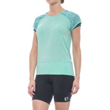 Mavic Echappee Cycling Jersey - Short Sleeve (For Women)