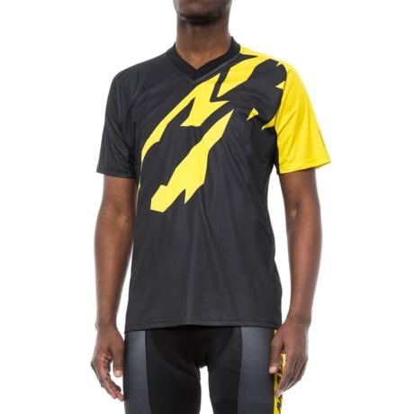 Mavic Crossmax Pro Jersey - V-Neck, Short Sleeve (For Men)
