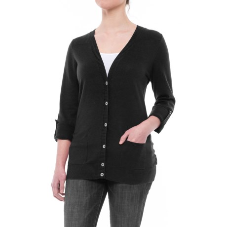 Specially made V-Neck Cardigan Sweater (For Women)