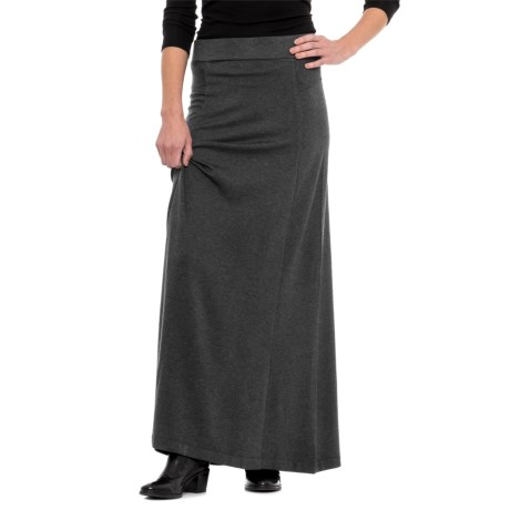 Specially made Knit Maxi Skirt (For Women)