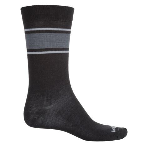 Bridgedale Hiking Liner Socks - Wool Blend, Crew (For Men)