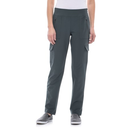 Freedom Trail Double Cargo Pants (For Women)