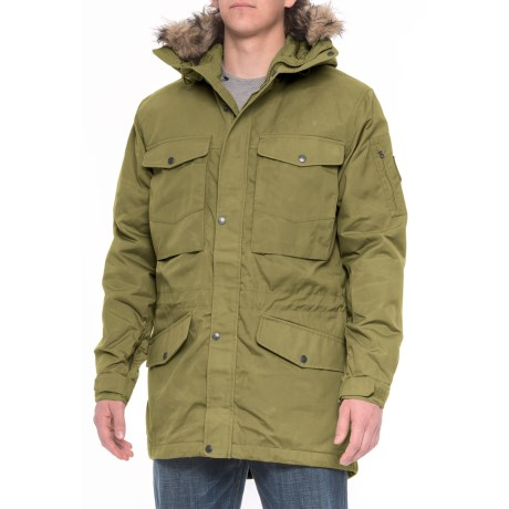 Fjallraven Sarek Winter Jacket - Insulated (For Men)
