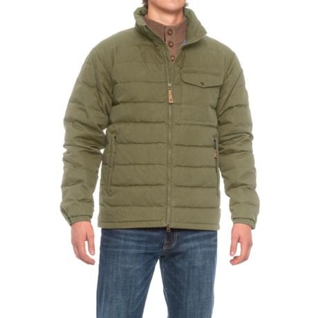 Fjallraven Ovik Lite Jacket - UPF 50+, Insulated (For Men)