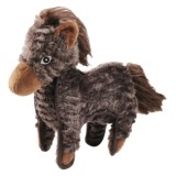 Happy Tails Ruffs Horse Dog Toy