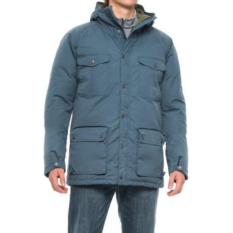 Fjallraven Greenland Down Jacket - 500 Fill Power (For Men)