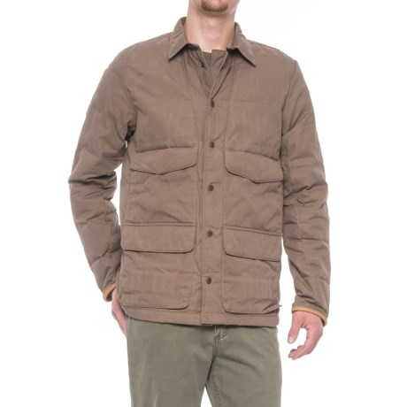 Fjallraven Sormland Down Shirt Jacket (For Men)