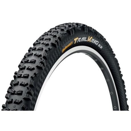 "Continental Trail King ProTection Apex + BlackChili Mountain Bike Tire - 29x2.2"", Folding"