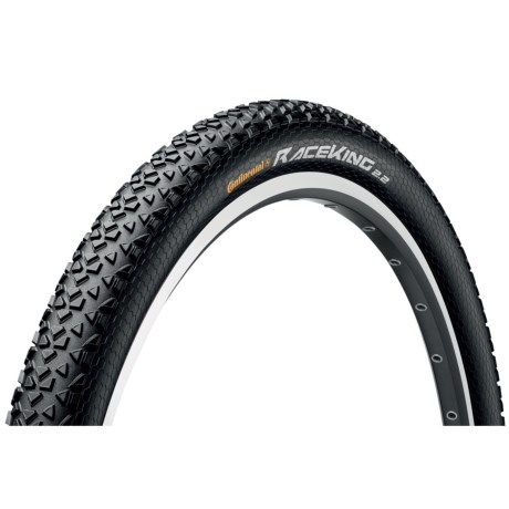 "Continental Race King ProTection + BlackChili Mountain Bike Tire - 29x2.2"", Folding"