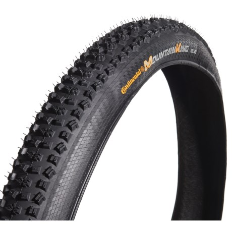 "Continental Mountain King II ProTection + BlackChili Mountain Bike Tire - 27.5x2.2"", Folding"
