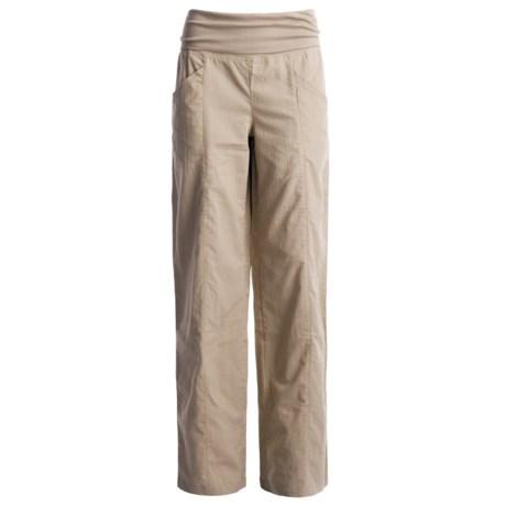 Columbia Sportswear Local Love Pants - Jersey Knit Trim (For Women)