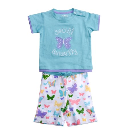 Hatley Shirt and Pants Play Set - 2-Piece, Short Sleeve (For Infants)