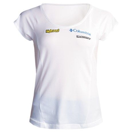 Columbia Sportswear Highroad Tech T-Shirt - UPF 15, Short Sleeve (For Women)