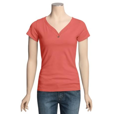 Columbia Sportswear A La Plage Shirt - Cotton, Short Sleeve (For Women)