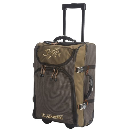 "G. Loomis 22"" Expedition Roller Bag"