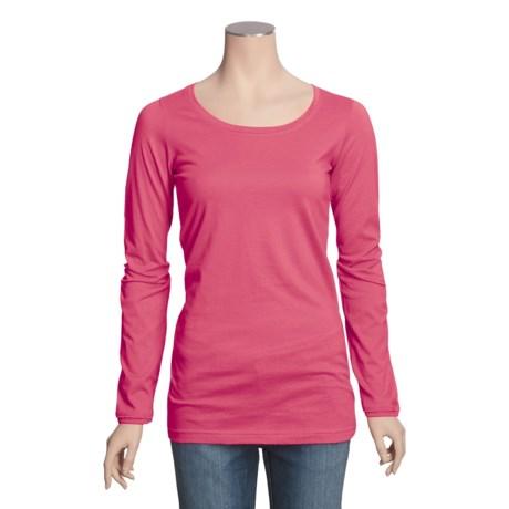 Columbia Sportswear Layer-Up Knit Shirt - Cotton, Long Sleeve (For Women)