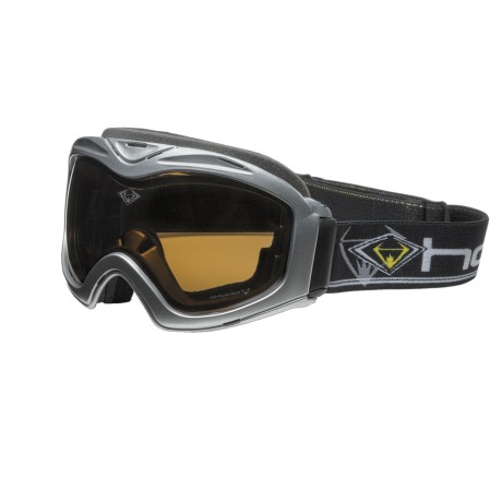 HiDefSpex Piranha Snowsport Goggles - Polarized