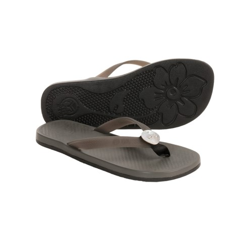 Ocean Minded Charm Meilani Sandals - Flip-Flops, Recycled Materials (For Women)