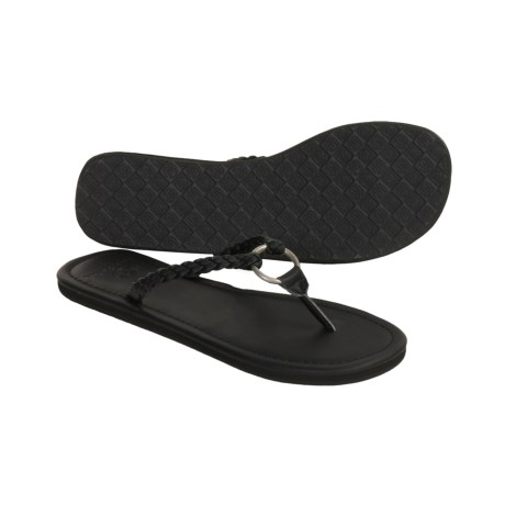 Ocean Minded Manhattan Sandals - Flip-Flops (For Women)