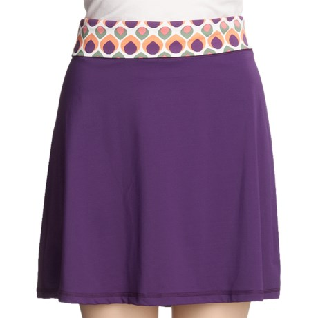 Carve Designs Seaside Skirt - UPF 50+ (For Women)