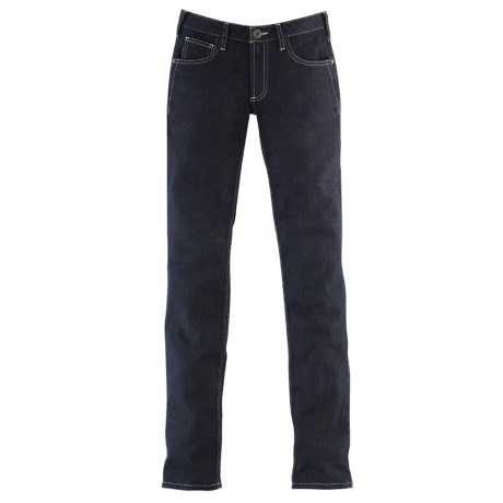 Carhartt Straight-Leg Slim Jeans - Modern Fit (For Women)