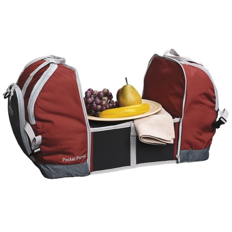 Kelty Pocket Picnic Storage and Cooler