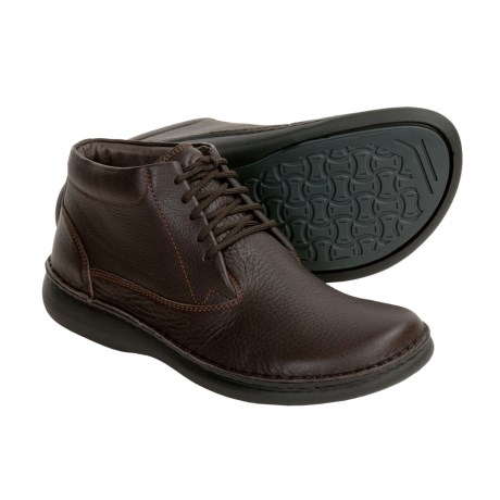 Footprints by Birkenstock Perth Boots - Wax Leather (For Men)