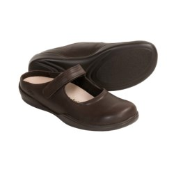 Footprints by Birkenstock Monza Shoes - Leather Slip-Ons (For Women)