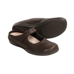 Birkenstock Footprints by  Monza Shoes - Leather Slip-Ons (For Women)