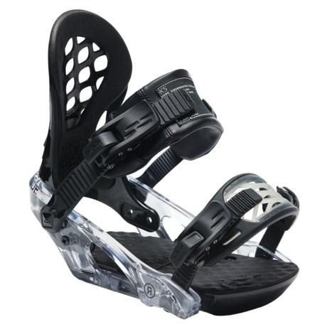 Ride Snowboards KS Snowboard Bindings (For Women)